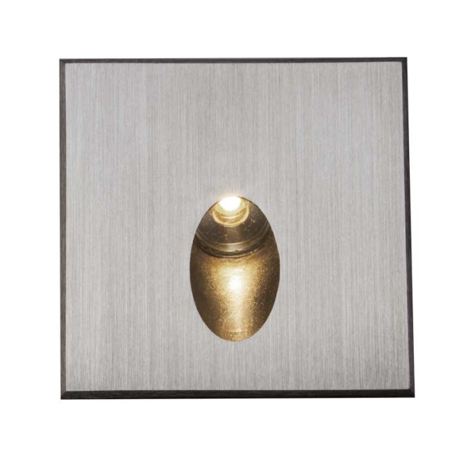 CEIRA Square - Recessed LED Wall Light